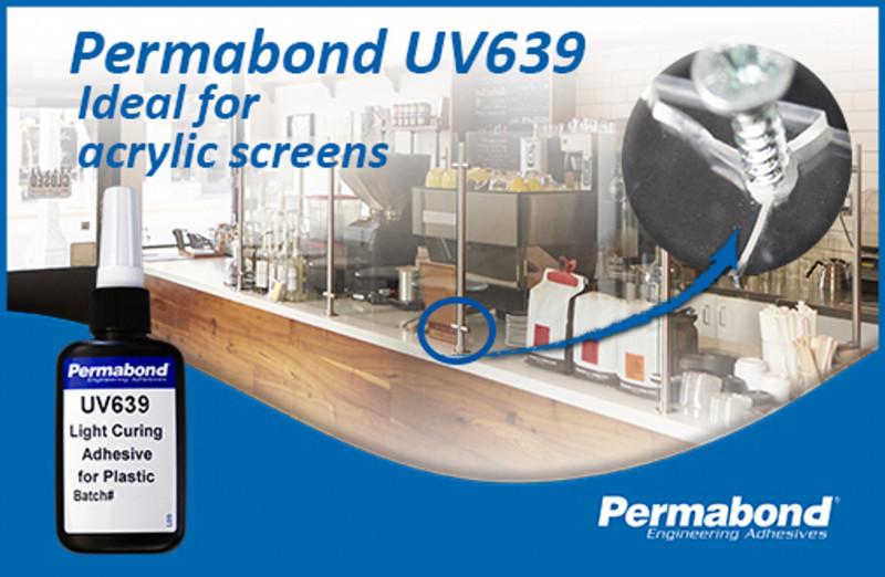 PERMABOND UV639   New