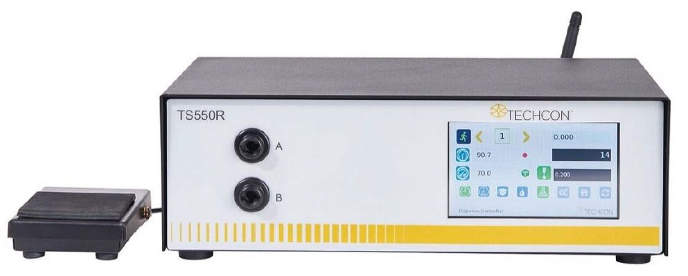 TECHCON SYSTEMS TS550R Smart Controller | New