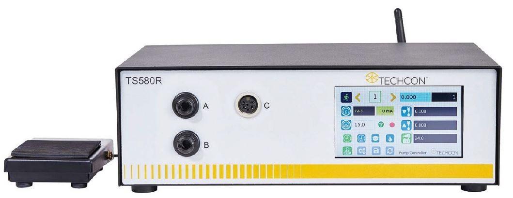 TECHCON SYSTEMS TS580R Smart controller | New