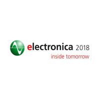 Relyon Plasma at Electronica 2018, Munich, 13.-16. November