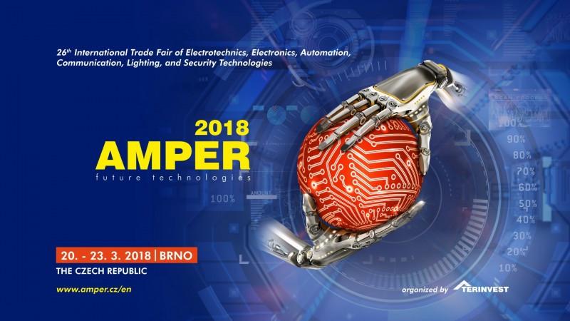 ULBRICH CZ s.r.o. děkuje všem, kteří navštívili náš stánek na veletrhu AMPER 2018