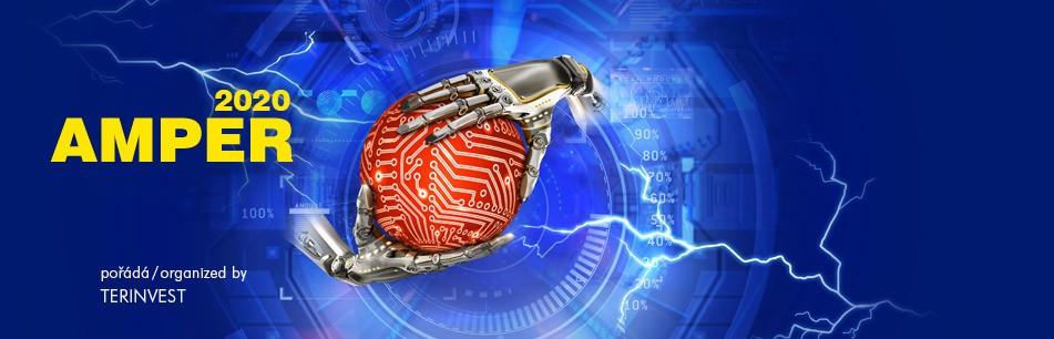 28 MEZINÁRODNÍ VELETRH ELEKTROTECHNIKY, ENERGETIKY, AUTOMATIZACE, KOMUNIKACE, OSVĚTLENÍ A ZABEZPEČENÍ - 28TH INTERNATIONAL TRADE FAIR OF ELECTROTECHNICS, ENERGETICS, AUTOMATION, COMMUNICATION, LIGHTING, AND SECURITY TECHNOLOGIES 17.-20.3.2