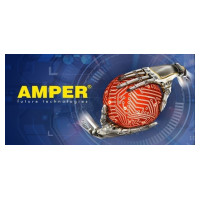 Amper Fair 2017 in Brno/CZ