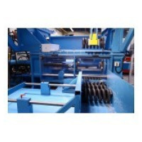 ULBRICH Universal in-line coil spring test- and setting machine 500kN