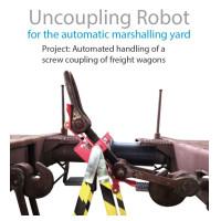 UNCOUPLING ROBOT
