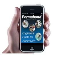 Permabond aplikace pro smartphony a tablety